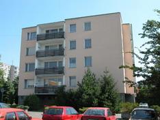 ZATEPLENÍ PANELOVÉHO DOMU, Sokolovská 1 Plzeň