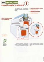 Firma Sládek zacíná tento rok s výrobou vysoce kvalitních plastových oken KBE.